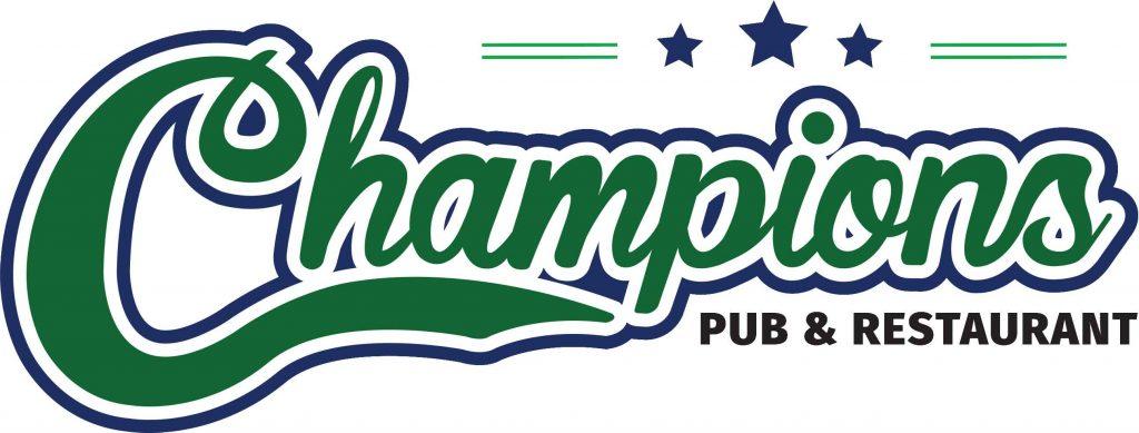 Champions Pub Logo