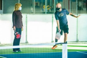 pickleball training