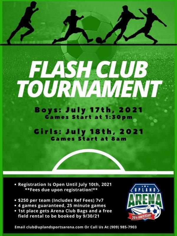 Flash Club Tournament